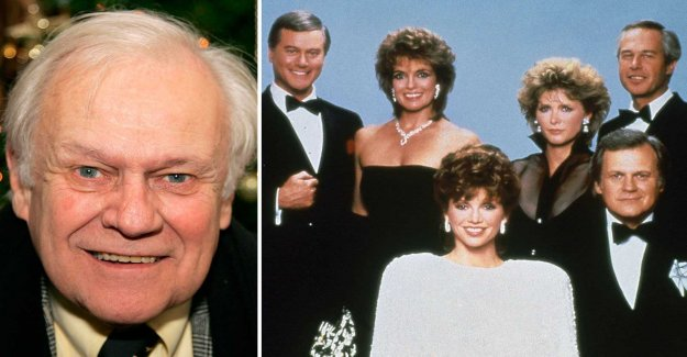 Data: Therefore, the dog Dallas-the actor Ken Kercheval