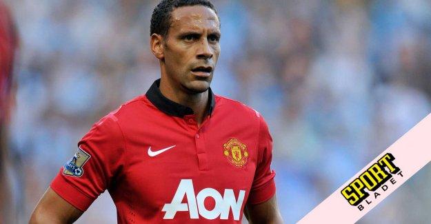 Data: United want to employ Rio Ferdinand