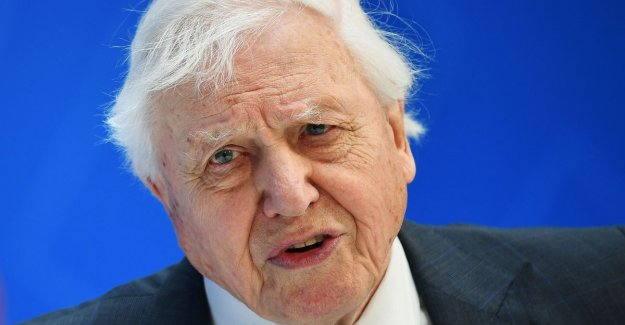 David Attenborough (92) wants to make his last years count