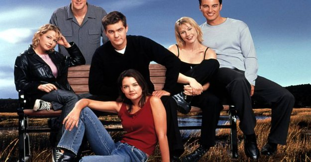 Dawsons Creek-stars reunited: See the picture here