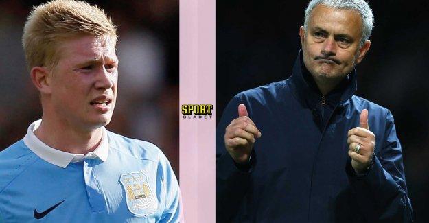 De Bruyne on the bizarre meeting with Mourinho