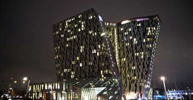Denmark's largest hotel hit by bloodsucking ticks