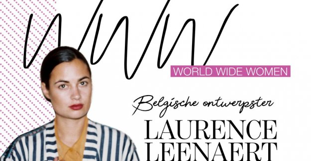 Designer Laurence Leenaert: I have had the luck to get the right people to know