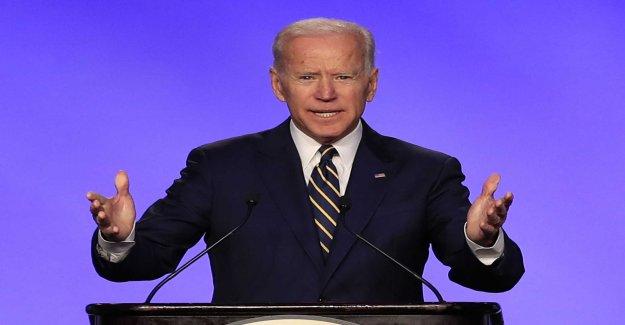 Despite the criticisms – Joe Biden's most popular