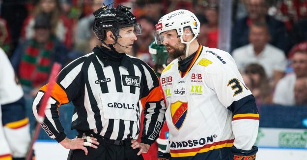 Dick Axelsson: Among the worst I have experienced