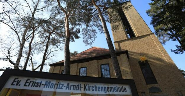 Dispute to Ernst Moritz Arndt in Berlin-Zehlendorf : May be named a community after an anti-Semite?