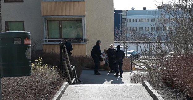 Dödsskjutning in Sätra – two arrested