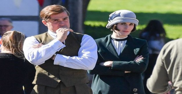Downton Abbey -the movie the new revelations: a plot with queen Elizabeth's grandparents