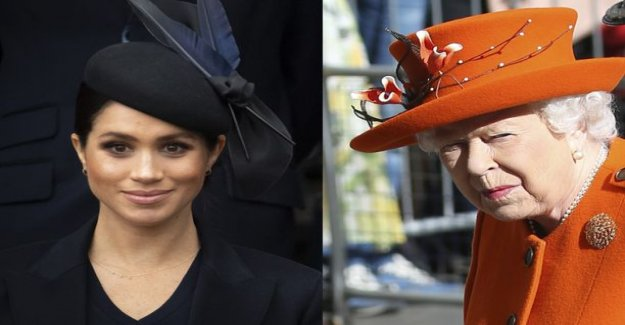 Duchess Meghan broke again as the court tradition does not accept the queen's gynecologist