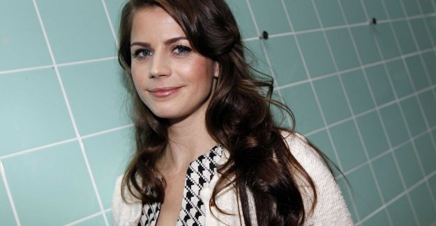 Dutch 'Undercover'actress Elise Schaap: I hope more work on the Flemish television, because the offer is of high quality