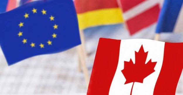 ECJ the court of arbitration stated in the CETA agreement for legal