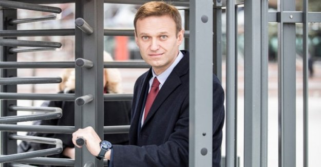 ECtHR condemns Russia for Arrest of Navalny
