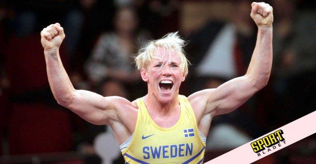 EM-bronze to Fransson: So proud