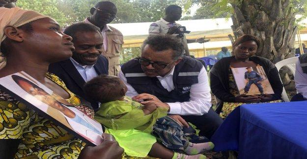 Ebola takes a new momentum in the Congo-Kinshasa