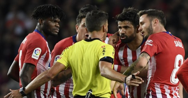 Eight-match ban for Diego Costa