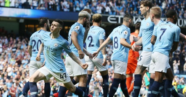 Eighteen-year-old Foden matchwinnaar for Man City, though De Bruyne loses with knee injury