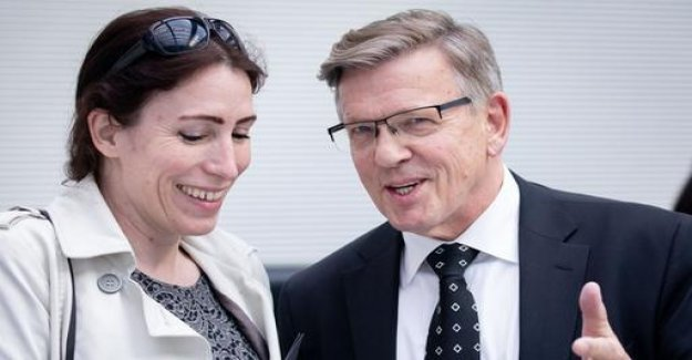 Election of the Bundestag Vice-President: criticism of AfD candidate Otten