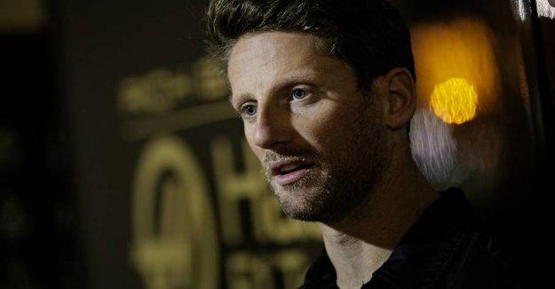 Enhanced penalty for Grosjean: - Completely inappropriate