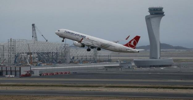 Erdogan's prestige project : a New airport Istanbul officially opened
