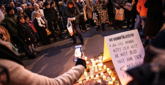 Erik Helmerson: Rage is a first step in the fight against violence