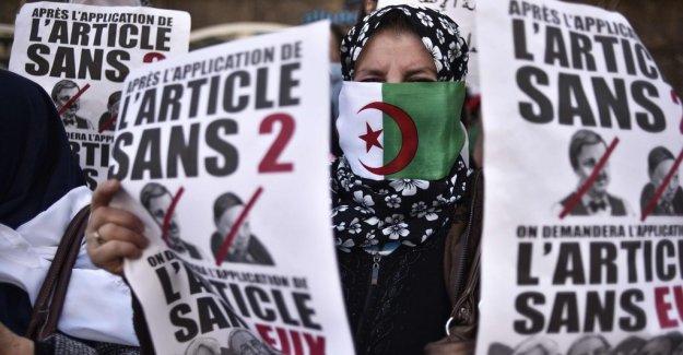 Erik Ohlsson: the Algerians want to be away svågerpolitiken and bossväldet