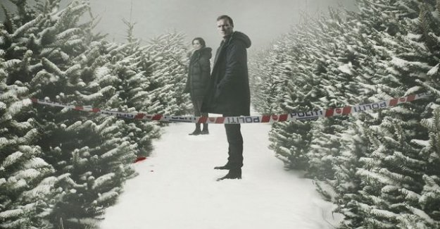 Eur 11.6 million Norwegian thriller begins today: With the Matrix-star