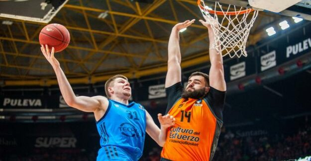 Eurocup-final against Valencia BC : Alba Berlin fights like a deer