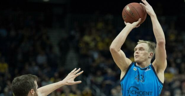 Eurocup-final against Valencia : For Alba Berlin should be all good things come in four