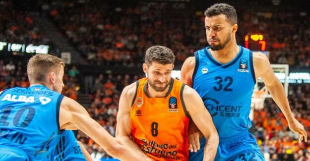 Eurocup finals in Basketball : Alba Berlin can not solve the mammoth task of Valencia