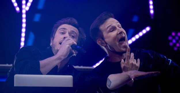 Eurovision song contest sequence unveiled - Darude avoided the worst of everything, Sweden was put on the fine folks of the scene