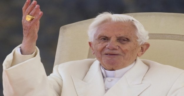 Ex-Pope Benedict: '68 to blame for the abuse crisis