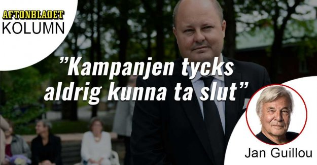 Expressen's campaign against Aftonbladet never seems to end
