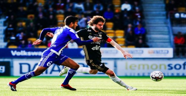 Expressive SJK challenged HJK:n – Moshtagh Yaghoubi spike as a former club of his in the flesh