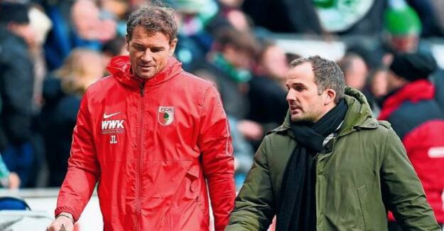 FC Augsburg in the DFB Cup, with Jens Lehmann and the transformation of the image
