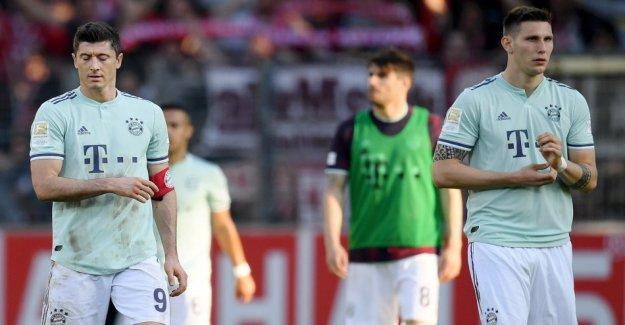 FC Bayern has lost its footballing identity