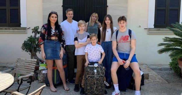 Family to pay 3,000 euros for a holiday in villa in Mallorca. On-the-spot turns out that house is not for rent