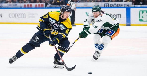 Färjestad or HV71 – so can the semi-finals
