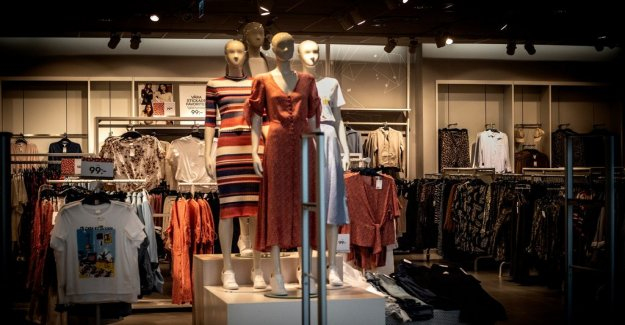 Fashion industry is facing tough challenges