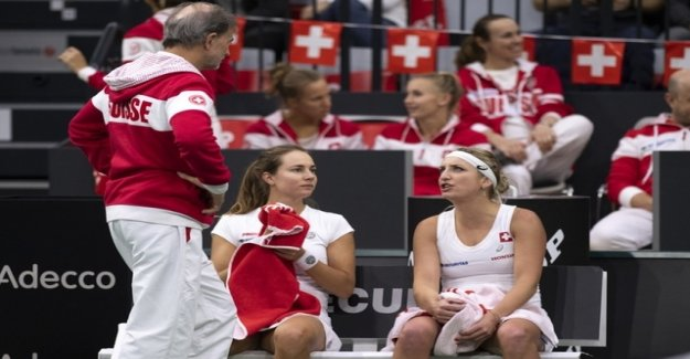 Fed Cup: Switzerland in Texas blatant time, an outsider