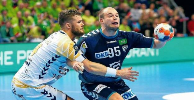 Final Four in Handball : Why the foxes Berlin so much, Paul Drux
