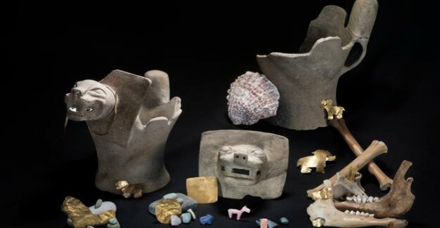 Finds in the lake Titicaca : hundreds of victims shed light on Tiwanaku culture