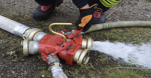 Fire in Bollebygd under control