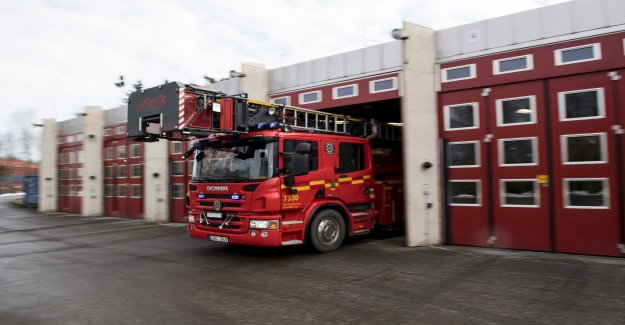 Fire in Varberg can be landscaped