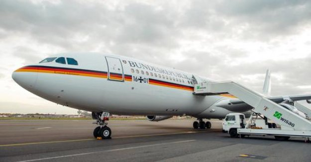 Flat tire in New York: damage to the aircraft slows down Maas
