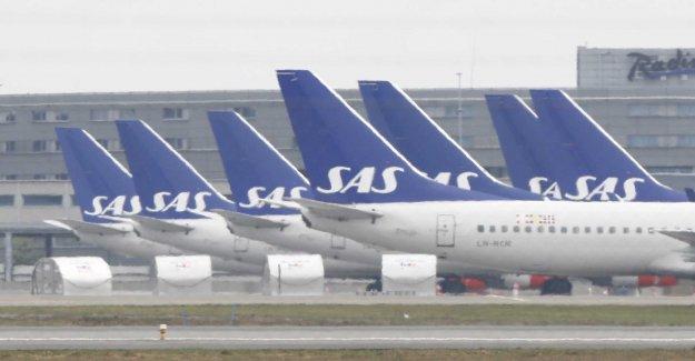 Flygstrejken continues – no negotiations
