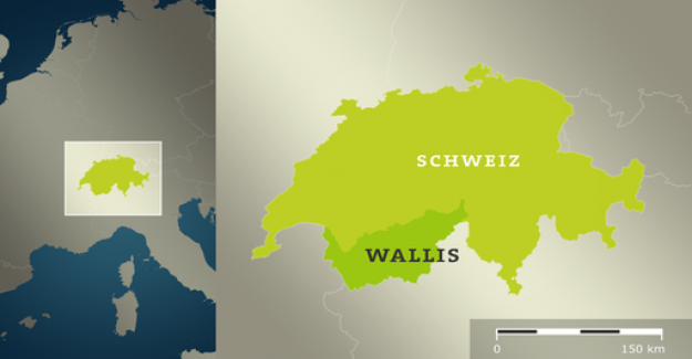 Four Germans killed by avalanche in the Swiss Valais