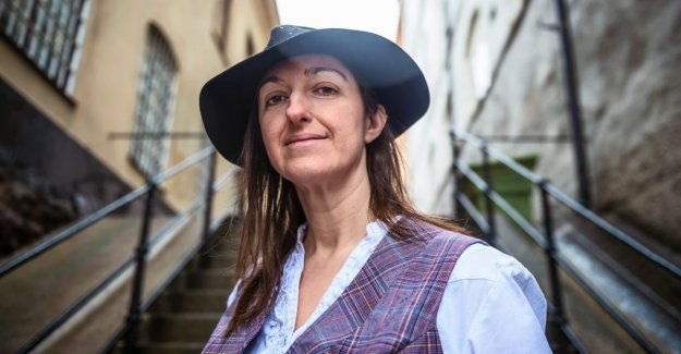 Frances Hardinge: I was afraid to be laughed at by the publisher