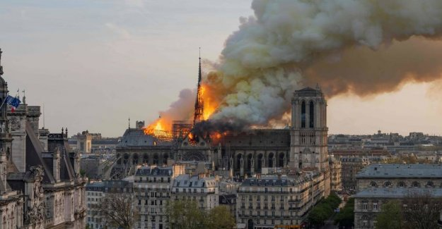 French police: How to arose a conflagration