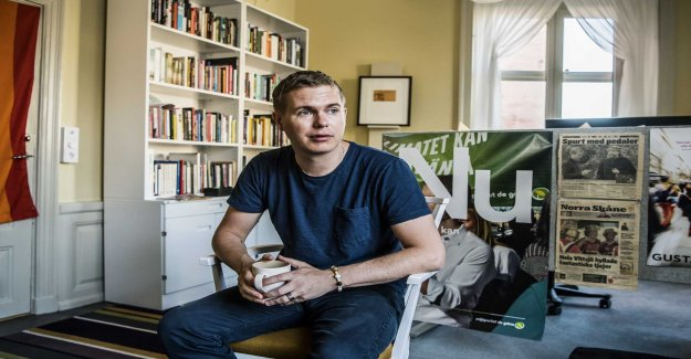 Fridolin and the green Party was considering to leave the government