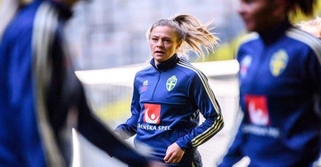 Fridolina Rolfö back in better shape than ever